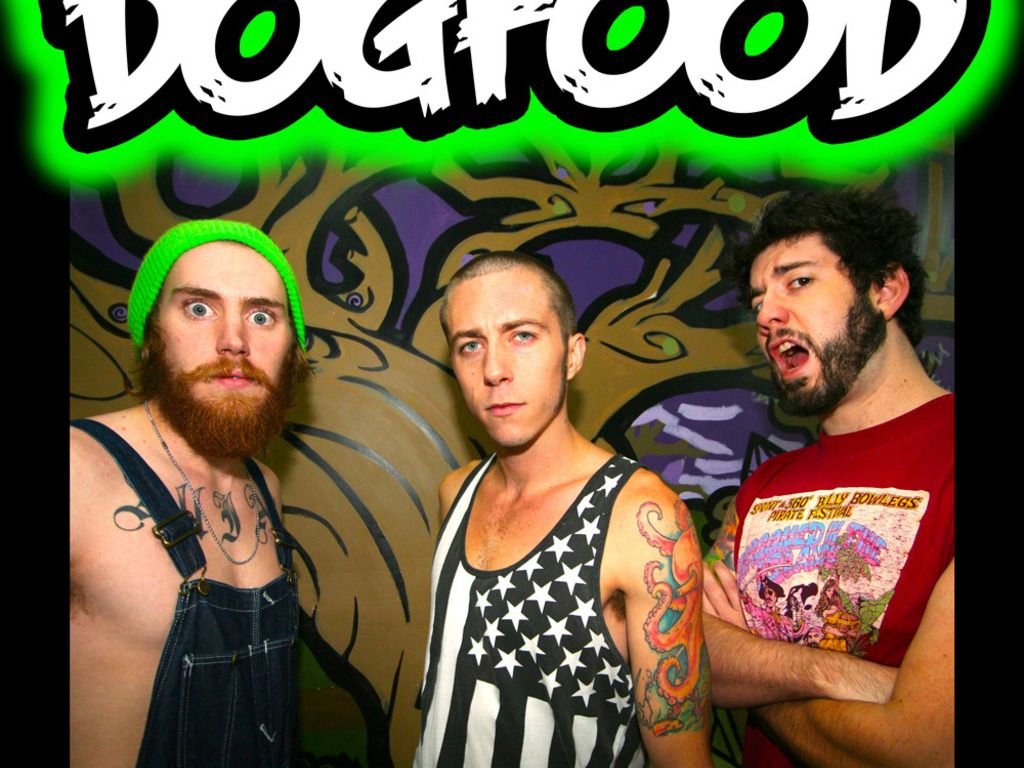 Help DOGFOOD record a NEW SONG!'s video poster