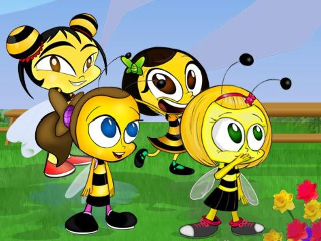 Glamour Bees!! A wondrous exciting children's show - you ...