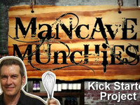 Mancave Munchies
