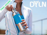 DYLN — The Bottle That Creates Alkaline Water On the Go