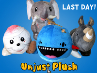 Spread Awareness To A Ugly Injustice Through Cute Plush Toys