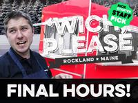 'Wich, Please: A Mobile Sandwich Truck in Rockland, Maine