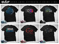 GOD's LOVE ATTRACTS... Inspirational T's