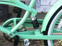 SoftCruise® Bicycle Line by Rusty Spokes - Beachcruiser