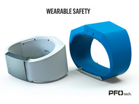 PFO Shield - GPS/GSM ActiveLife Bracelet - for your safety