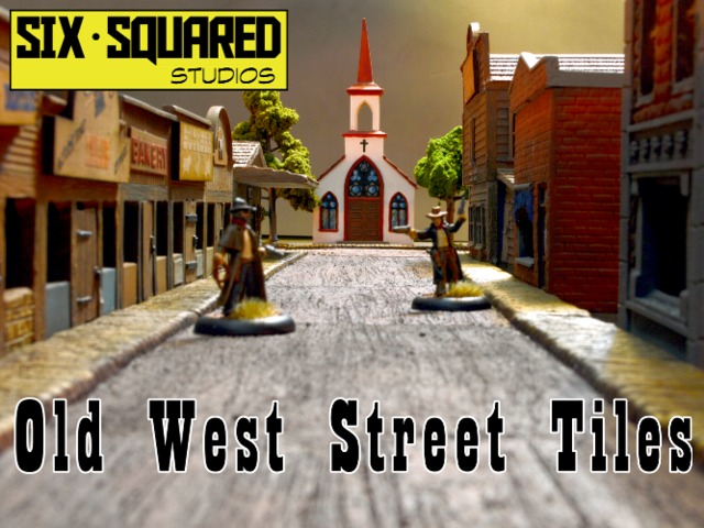 Old West Street Tiles's video poster