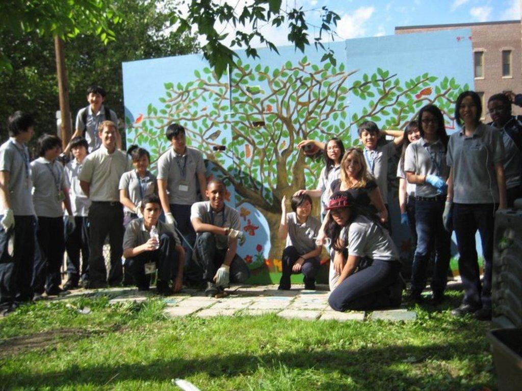 Urban Community Vertical Garden's video poster