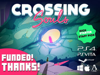 Crossing Souls: An Adventure Between Life and Death