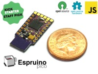 Espruino Pico: JavaScript on a USB Stick