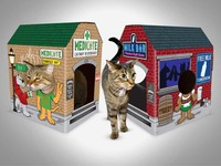 MEOWSES - Awesome Cat Houses