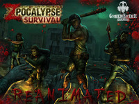 Zpocalypse: Survival - Post apocalyptic zombie survival game