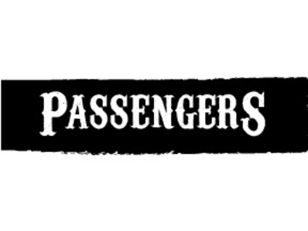 Passengers's video poster