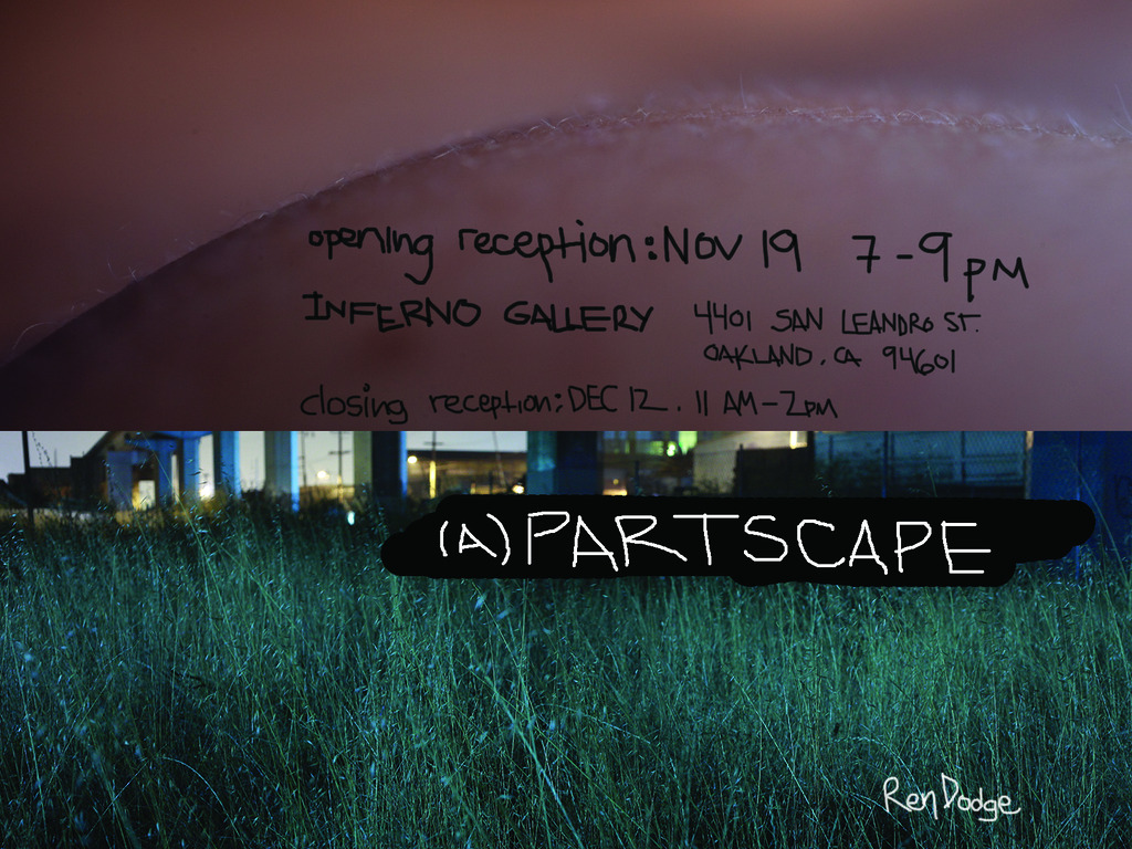 (a)partscape - Video Art Installation 's video poster