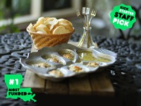 The Oyster Bed: Cultivating Creative Cooking