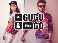 Mr. Gugu & Miss Go - The Freedom of Colors
