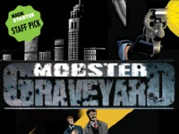 Mobster Graveyard - Premiere Issue