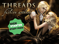 THREADS // Fashion Artbook
