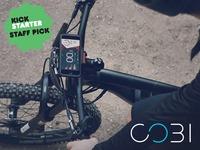 COBI. World's Smartest Connected Biking System.