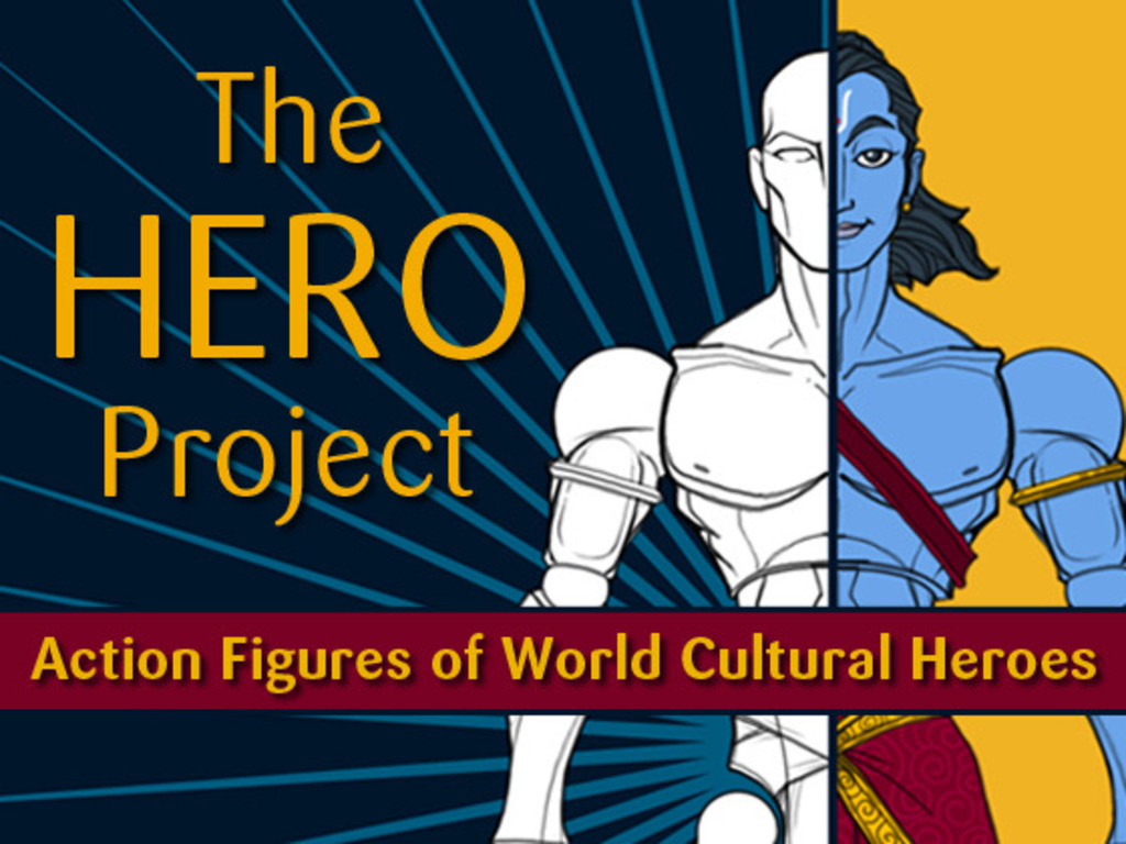 The Hero Project- Action Figures of World Cultural Heroes's video poster