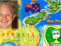 Joe Goes To AUSTRALIA & NEW ZEALAND