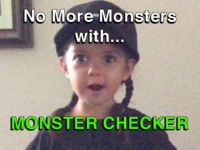 Monster Checker App