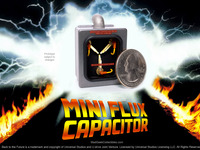 Mini Flux Capacitor - Back To The Future Collectible