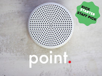 Point: A softer take on home security.