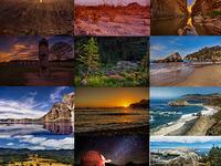Fine Art Landscape 2015 Calendar