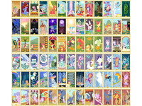 The Equestria Tarot: a 'My Little Pony' Tarot deck