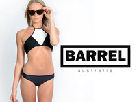 "NEW NEOPRENE SWIMWEAR ""BARREL SWIMWEAR"""