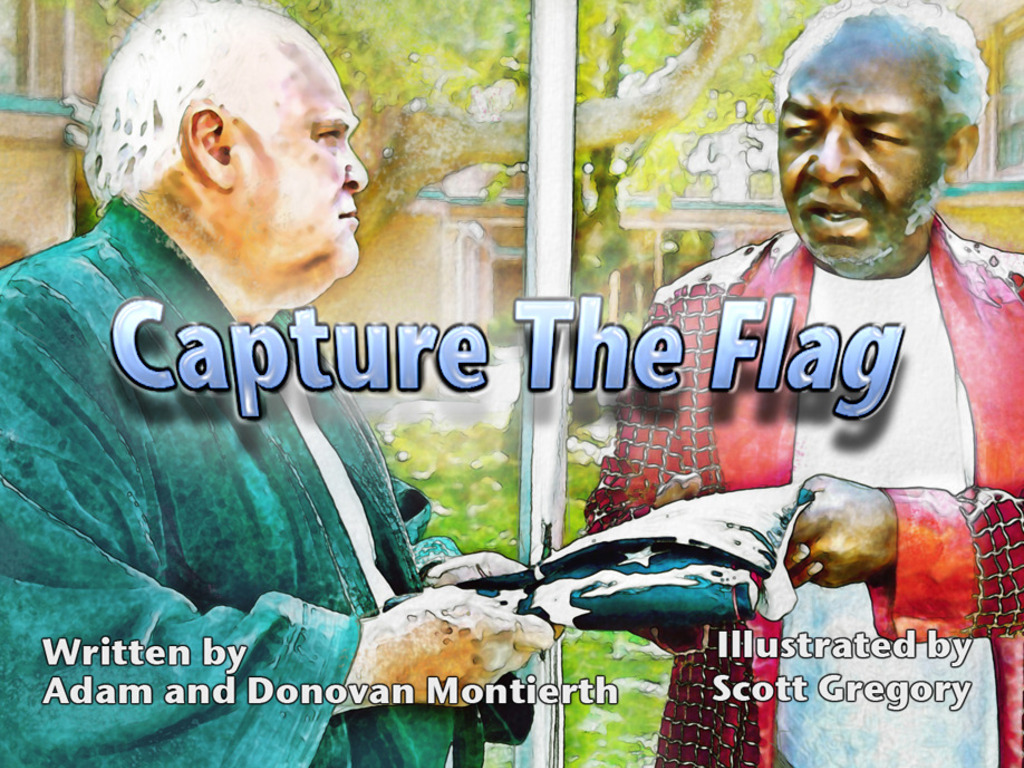 Capture The Flag, A Picture Book's video poster
