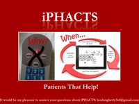 inPatient Help, Acuity & Communication Tablet System iPHACTS