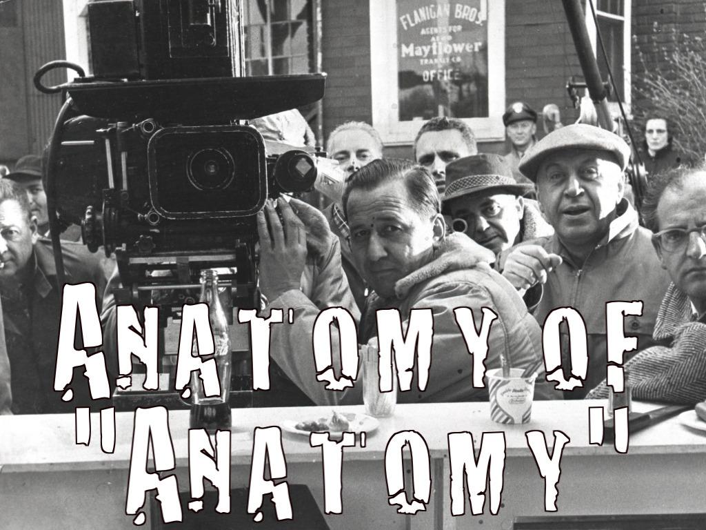 "ANATOMY OF ""ANATOMY""'s video poster"