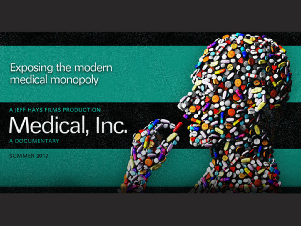 Medical Inc. The Movie's video poster