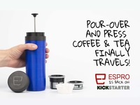 The ESPRO Travel Press