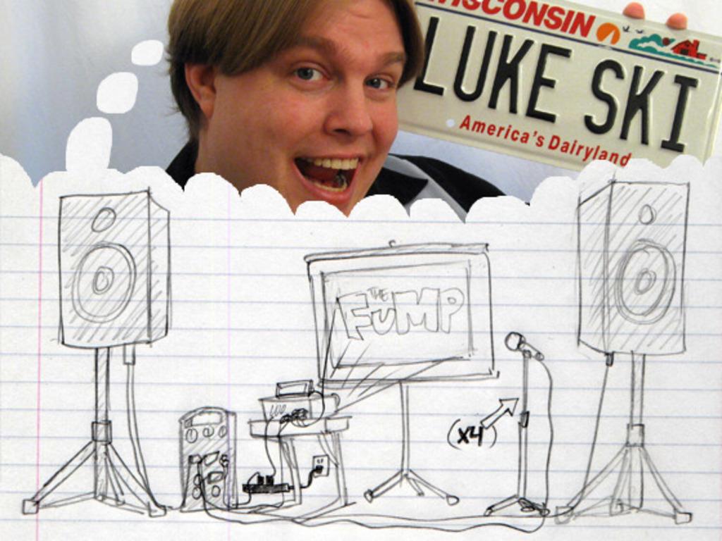 Luke Ski's AV Concert Rig's video poster