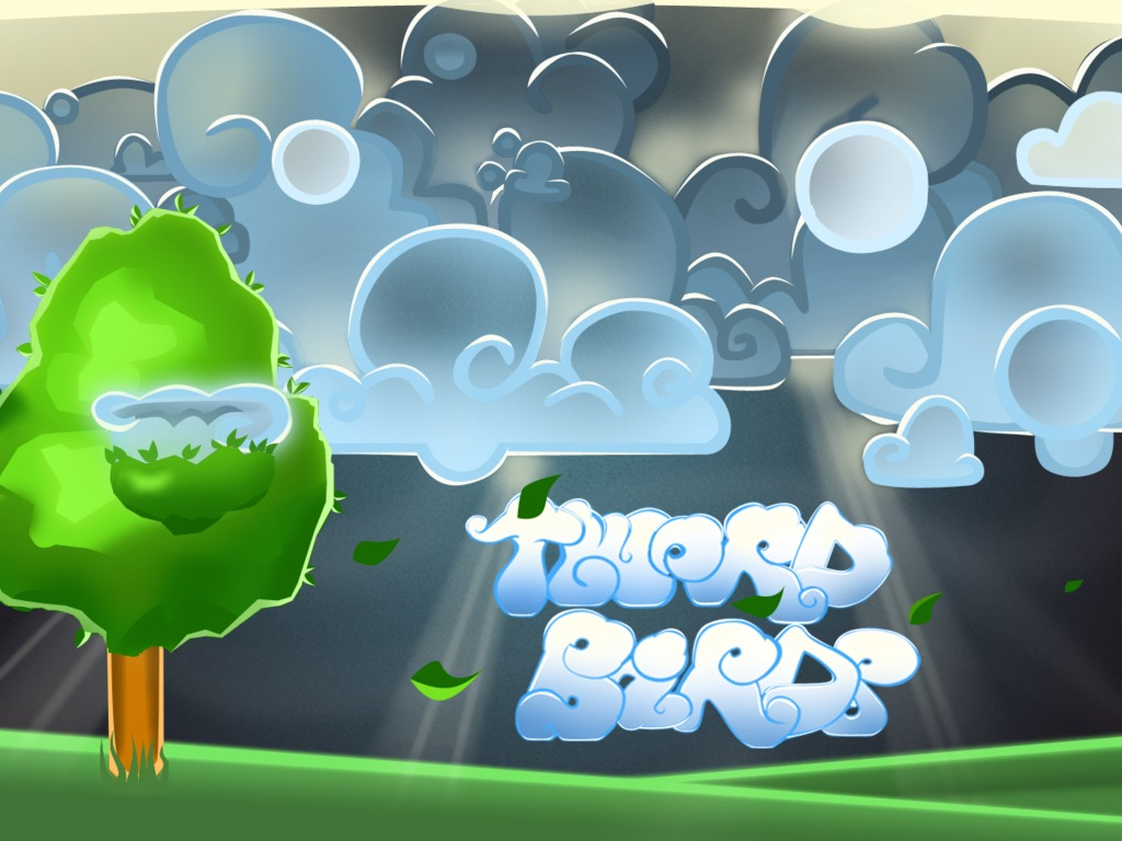 TWord Birds: When Angry Birds Meets Twitter!'s video poster