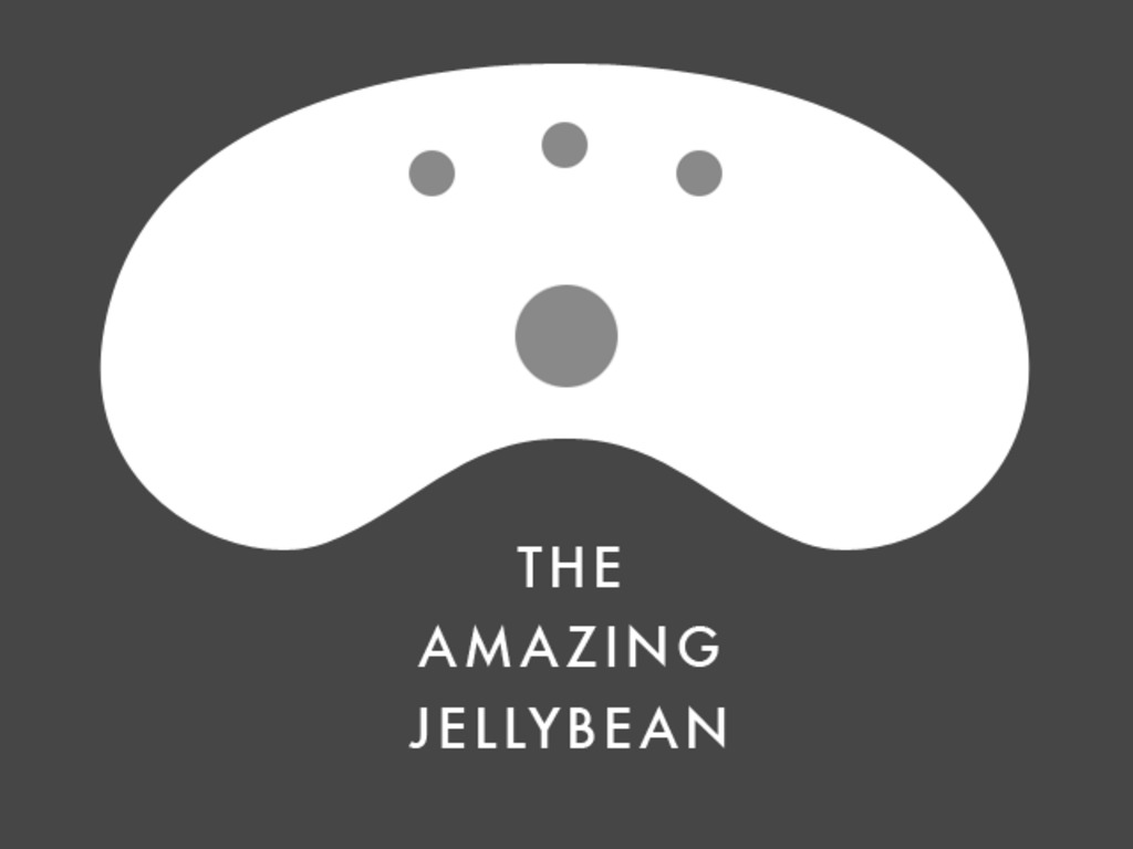 The Amazing Jellybean's video poster