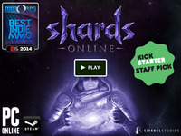Shards Online: Play by your rules