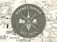 Bucket Series: Limited Edition Letterpress Maps & Prints