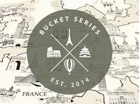 Bucket Series: Limited Edition Letterpress Maps & Prints