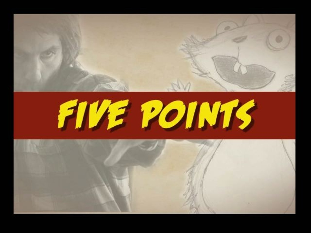 Five Points's video poster
