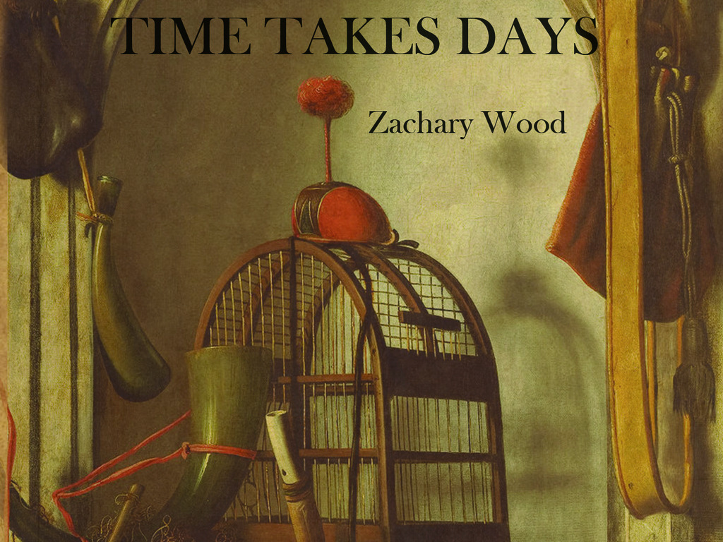 Zachary Wood's Debut Album: Time Takes Days's video poster