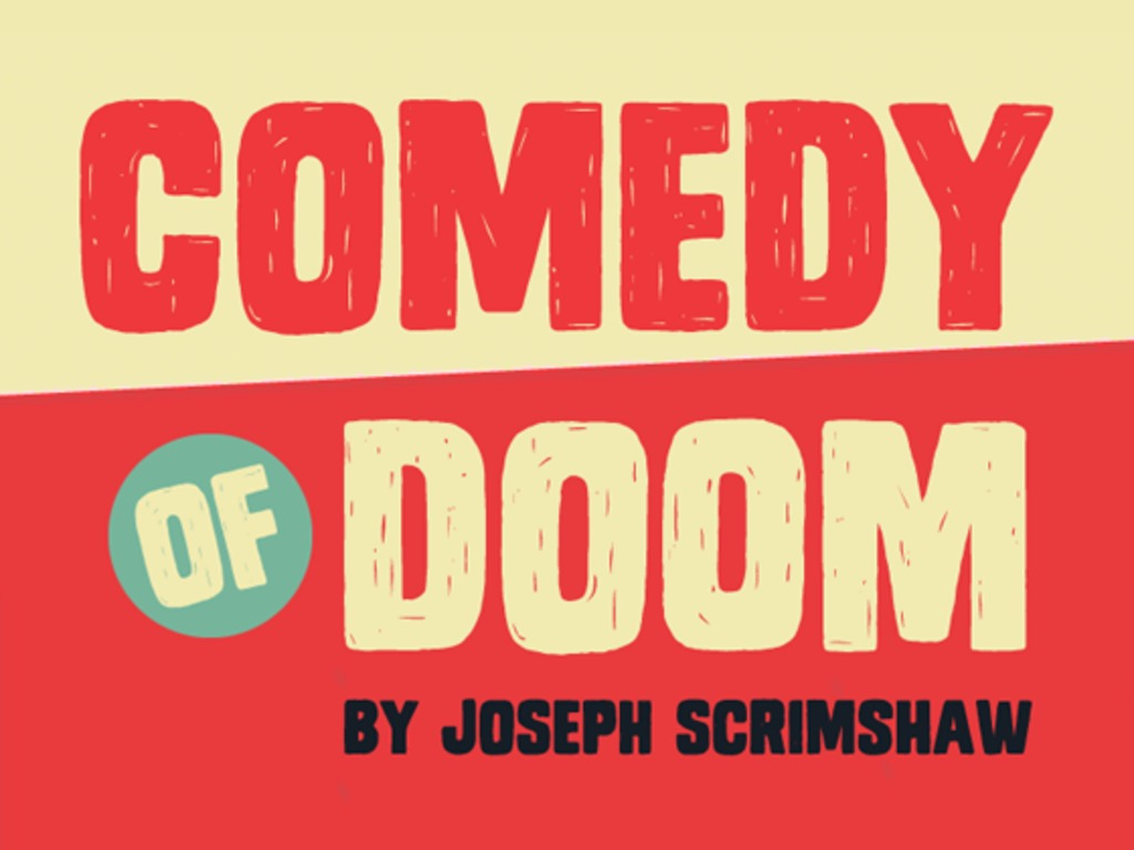 Comedy of Doom: The Book's video poster