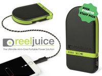 Reeljuice: Portable Power Solution by Lynktec