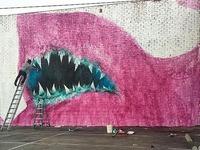 Shark Toof x Superchief Mural Preservation Fundraiser