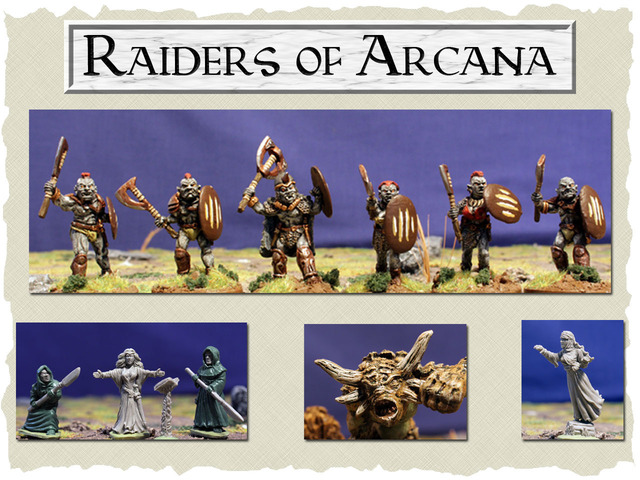 Raiders of Arcana