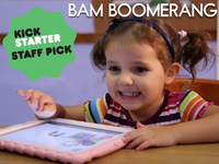Bam Boomerang: Help Kids Learn to Read