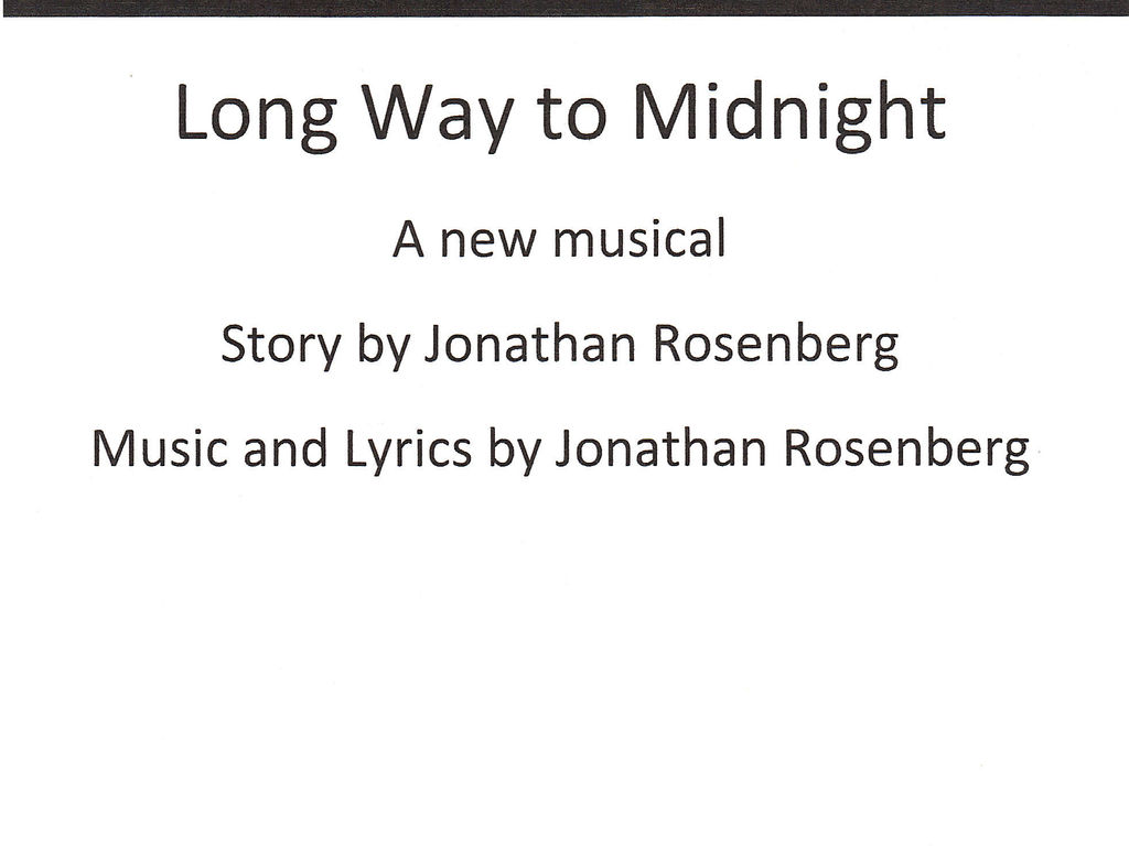 Long Way to Midnight-a staged reading's video poster