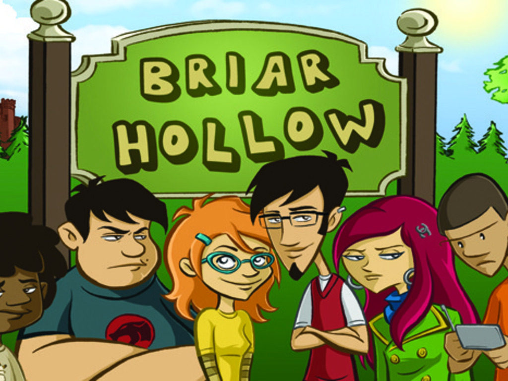 The Briar Hollow Gnerd Project's video poster